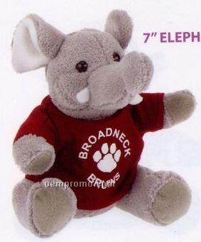 Extra Soft Elephant Stuffed Animal