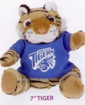 Extra Soft Tiger Stuffed Animal