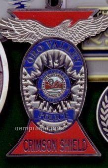"""Die Struck Medal (2"""")"""