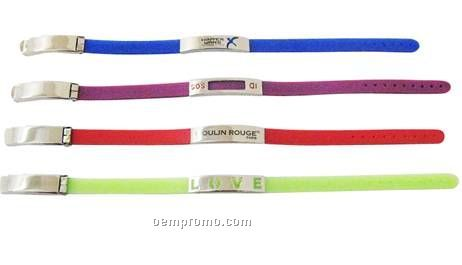 Fancy Silicone Wristband