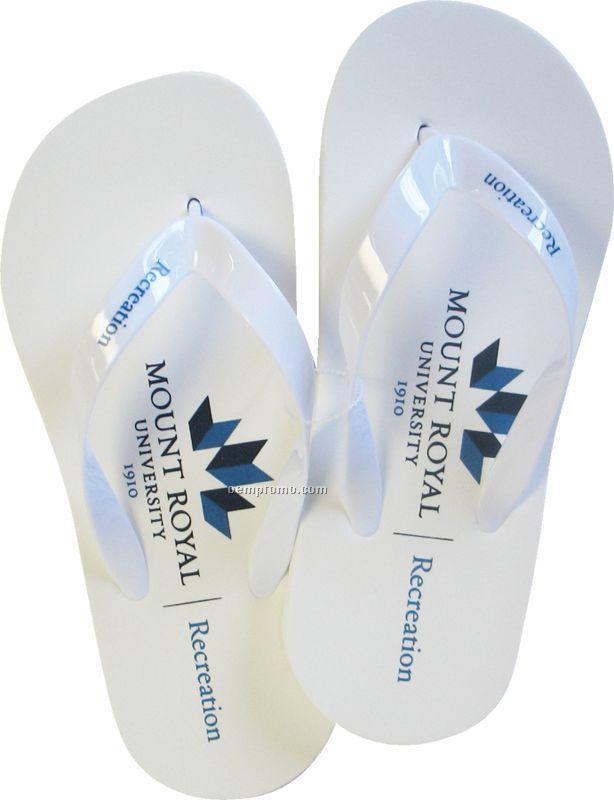 Foam Traditional Flip Flops
