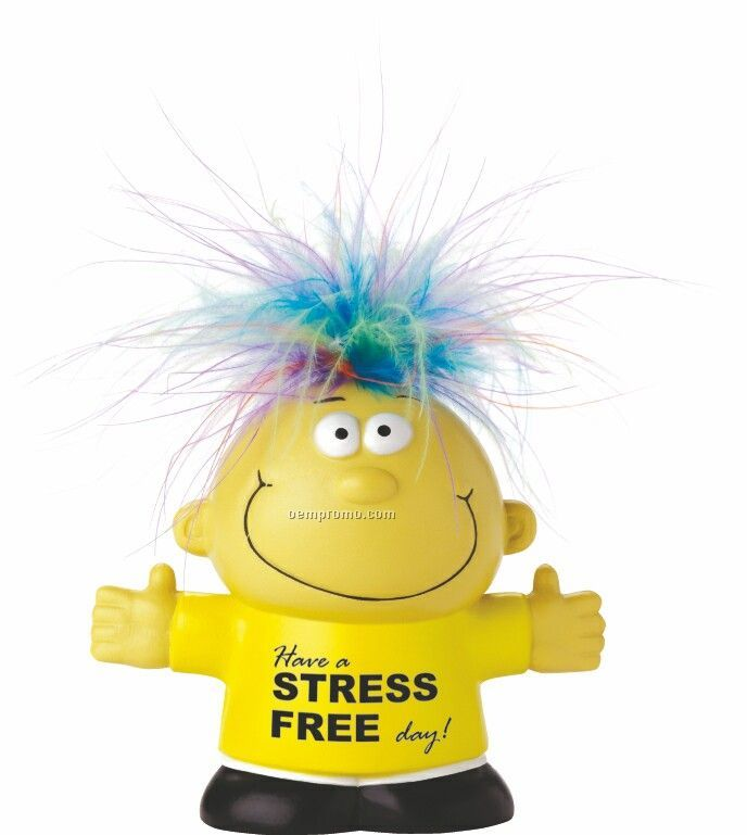 Goofy Group Talking Stress Reliever (Feel Great)