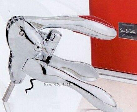 Metrokane Vip Edition Rabbit Corkscrew (Black)