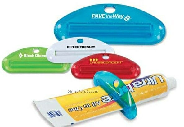 Squeeze-a-tube Toothpaste Tube Squeezer