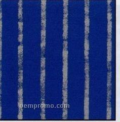 "417' Half Ream 30"" Band Of Silver/ Navy Blue/ Kraft Gift Wrap"