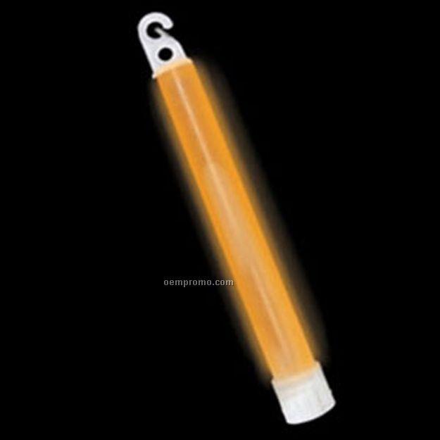 """6"""" Premium Orange Glow Stick"""