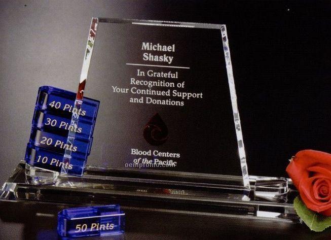 Crystal Alliance Goal-setter Award
