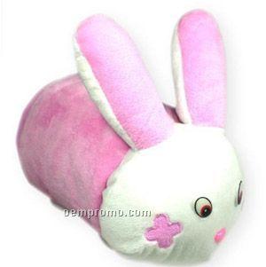 Plush Bunny Tissue Dispenser