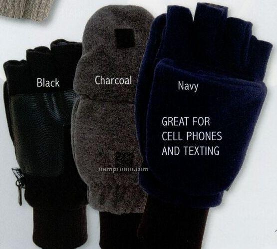Polyester Glommit Glove/Mitten W/ Thinsulate Insulation