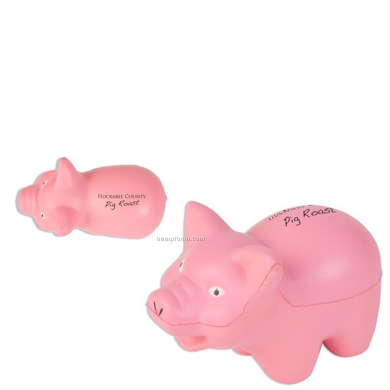 Animal Farm Pig Squeeze Toy