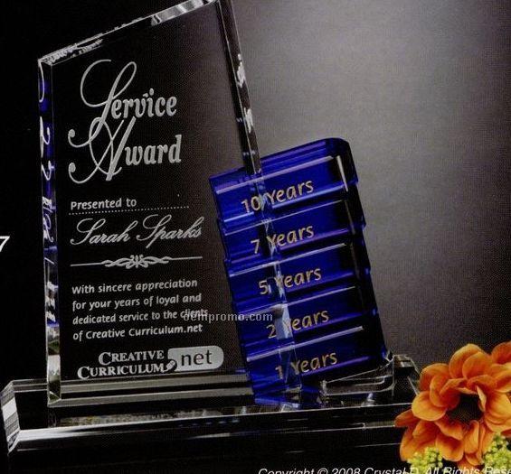 Crystal Glendale Goal-setter Award
