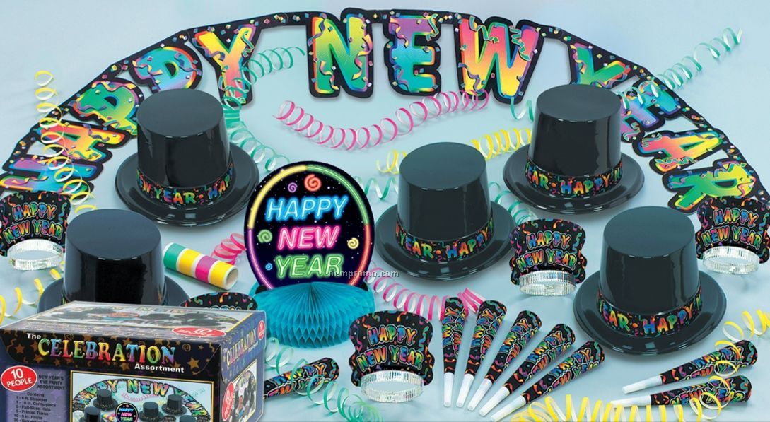 The Celebration New Year Assortment For 10