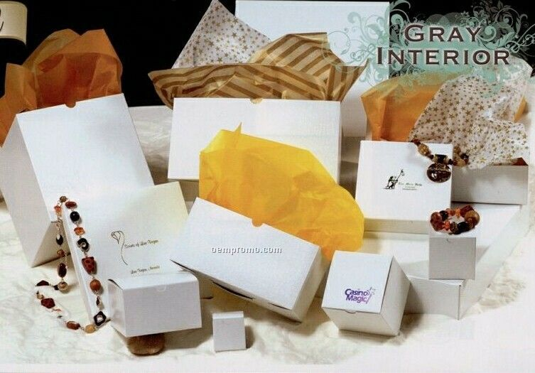 White Alligator Gift Boxes - 7