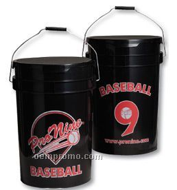 Ball Bucket With Seat