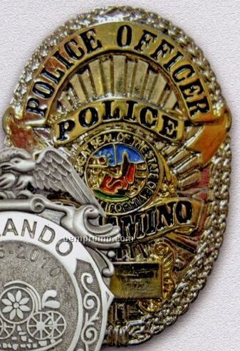 Custom Specialty Police & Fire Department Coins