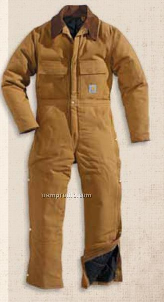 Duck Coverall / Arctic Quilt Lined