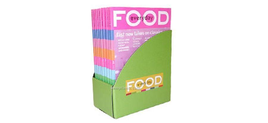 "Fiberboard Magazine CD & DVD File Box (2.9""X5.75""X5.5"")"