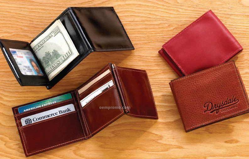 Money Clip Credit Card Wallet