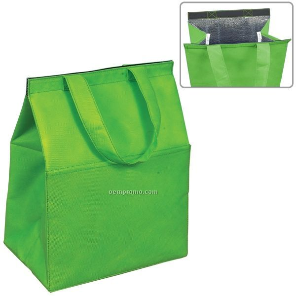 Non-woven Insulated Grocery Cooler (10