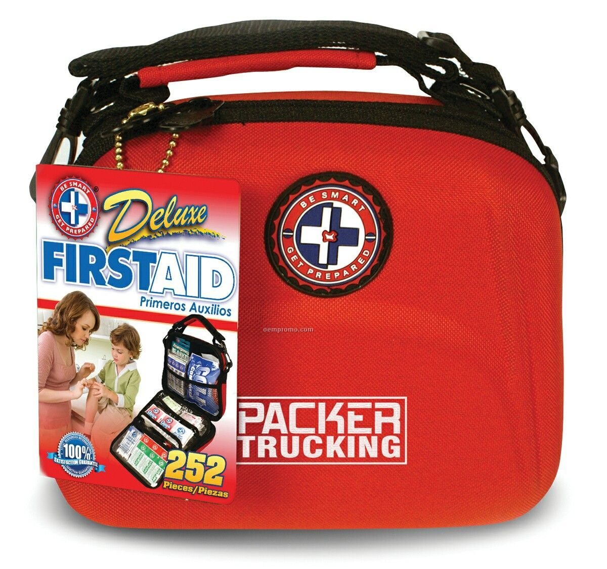 242-piece Outdoor First Aid / Emergency Kit