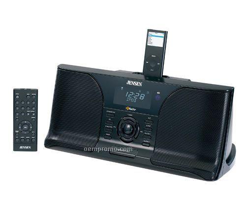 Jensen Jims525i Docking Digital Hd Radio System For Ipod