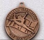 "Spin Cast Single Faced Medal (2"")"