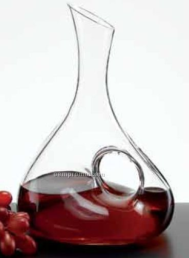 Eternity Red Carafe