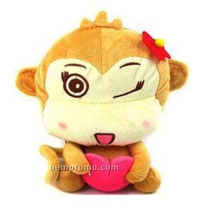 Monkey CD Holder