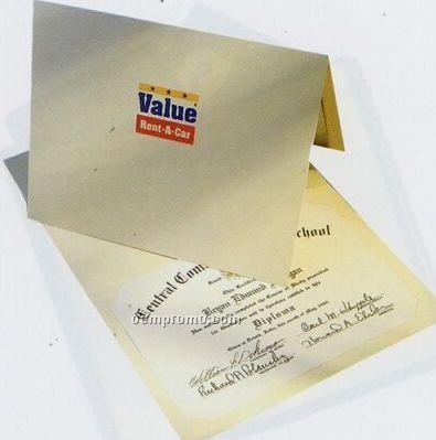 Paper Certificate Holder