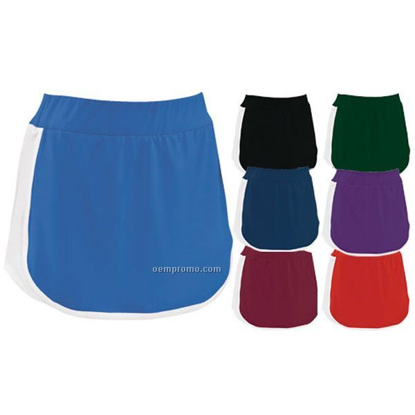 Wt0903 Anne Performance Tennis Skirt