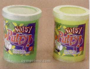 "3"" Noisy Putty In Assorted Colors"