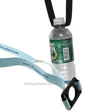 "3/4"" Lanyard With Bottle Holder Attachment"
