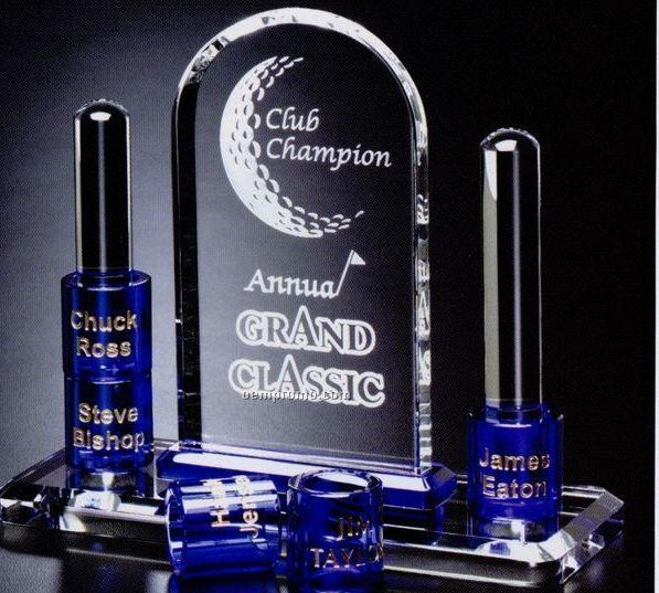 Crystal Guthrie Goal-setter Award