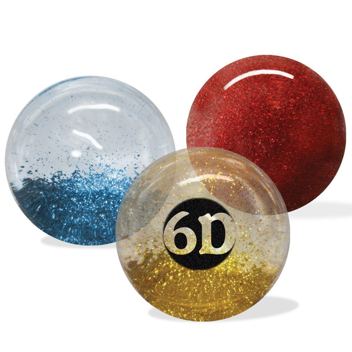 Mondo Hi-bounce Glitter Water Ball (4