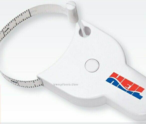 5' Tape Measure W/ Lock Mechanism For Circular Measuring
