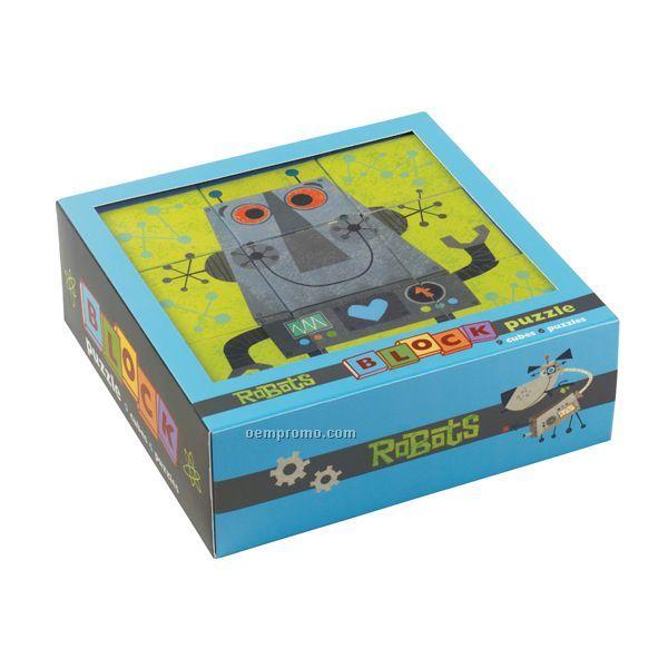 Robots Block Puzzle