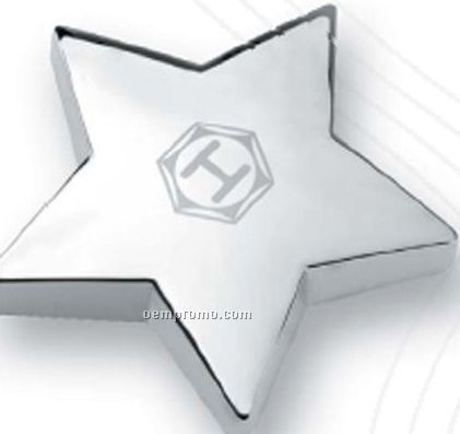 Super Star Paperweight