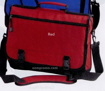 Port & Company Basic Expandable Briefcase