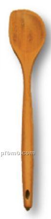 """12"""" Lam Boo-tensil Scraper Spoon"""