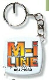 6' Key Chain Tape Measure