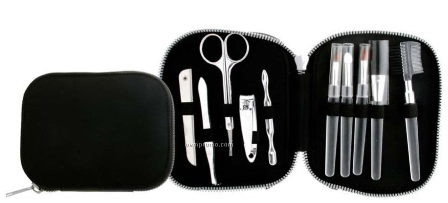 Manicure/ Pedicure/ Make Up Brush Set