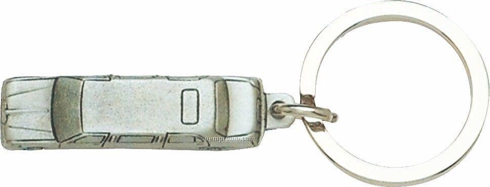 Cast Vehicle Key Tag - Limousine