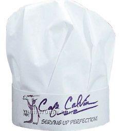 Disposable Composite Chef Hat