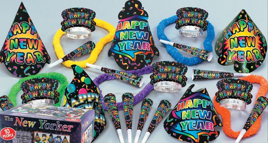 The New Yorker New Year's Assortment For 10