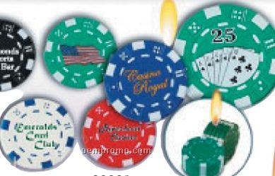 5 Stack Poker Chip Lighters