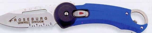 Buck Redpoint Lockback Knife (Blue)