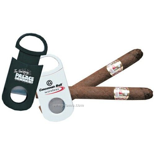 how to use a cigar cutter