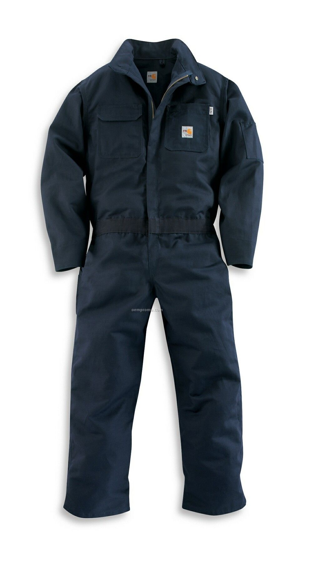 Carhartt Men's Flame Resistant Midweight Canvas Coverall