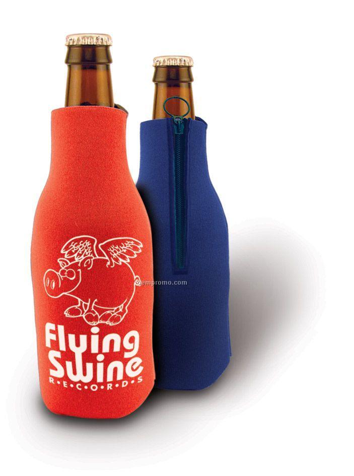 Zipper Bottle Hugger
