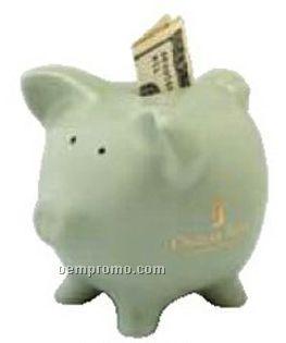 """5"""" Matte/Gloss Rodeo Piggy Bank"""